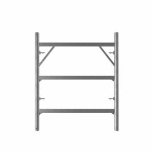 A485901 scaffold shoring frame in aluminum