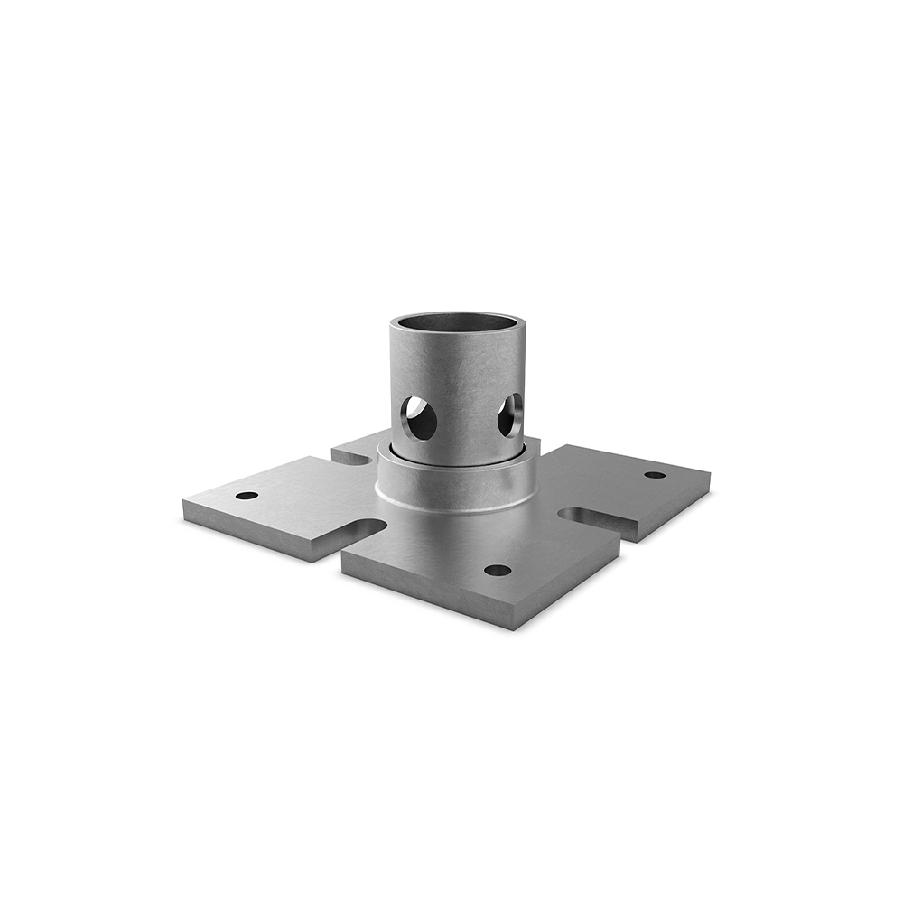 DY60027 scaffolding shoring base plate