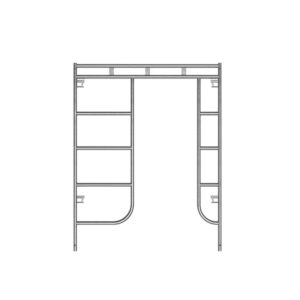 MT607763 frame scaffold ladder arch frame