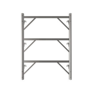 A487225 scaffold shoring frame in aluminum