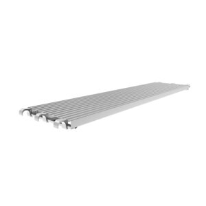 AB19 Planks and platforms all aluminum platform