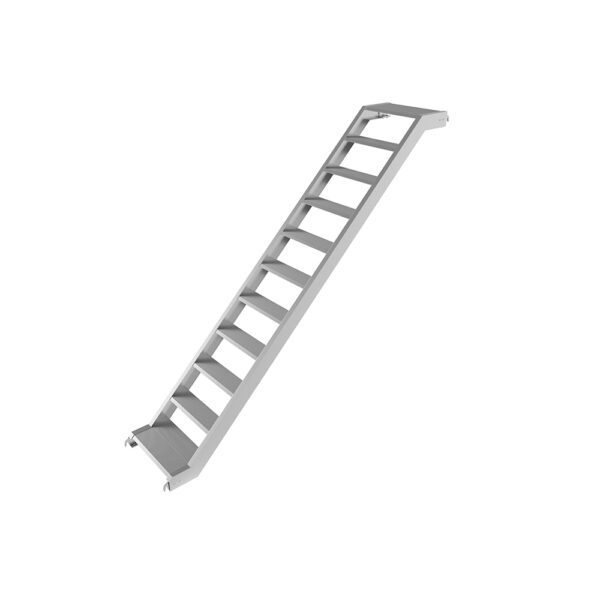 AT2025U scaffolding access systems aluminum european style stairway