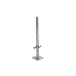 DZK38095A scaffolding accessories levelling jack hollow OD38mm