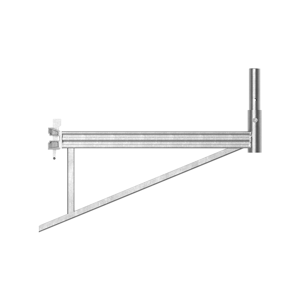 HJU-A ring scaffold european style side bracket A
