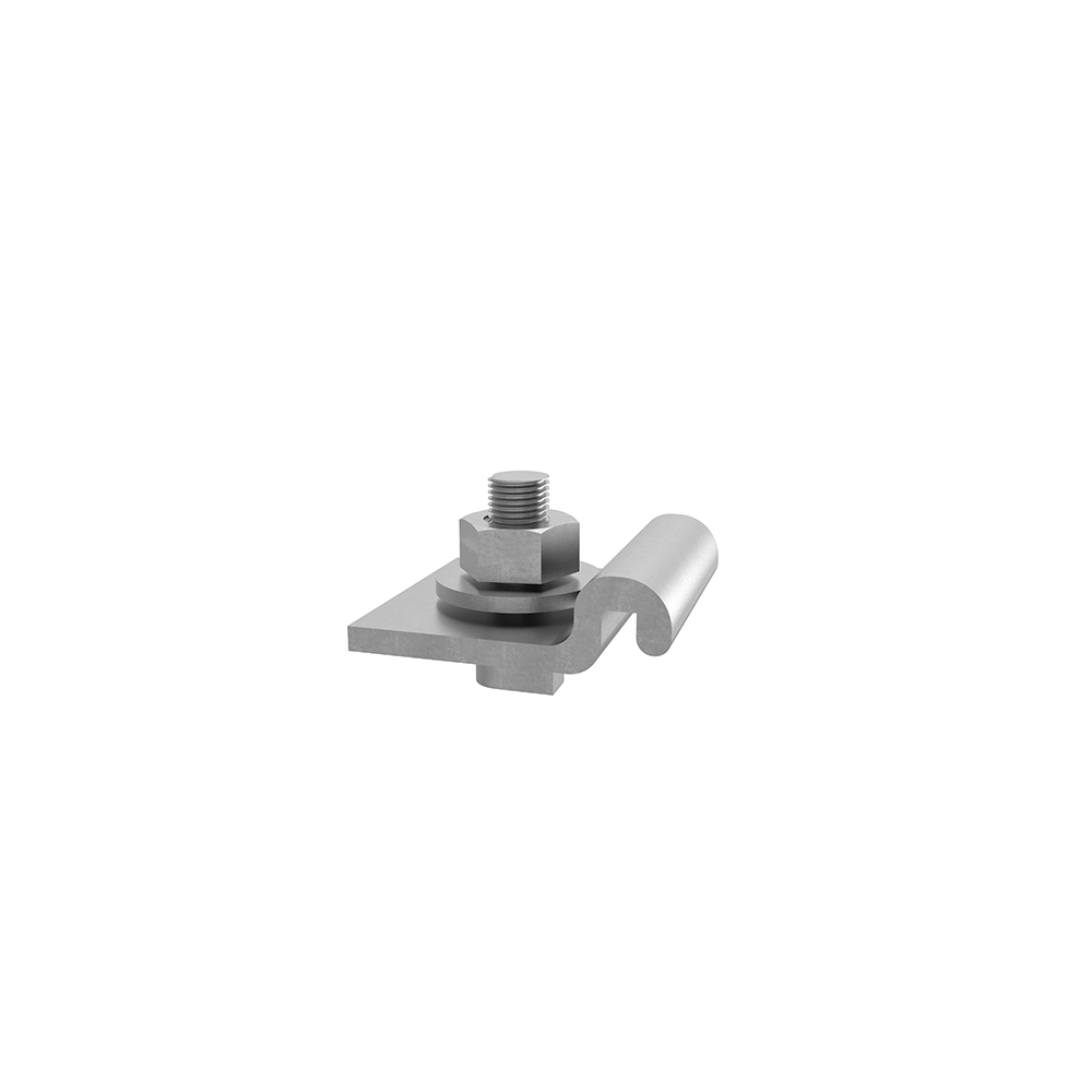 KJL13207 scaffolding accessories clamps A clip with T bolt