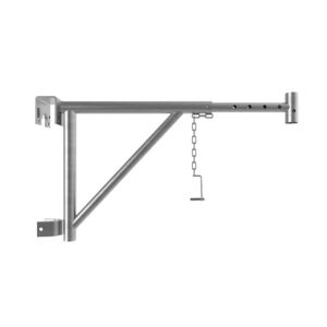 SJX203055 scaffold accessories telescopic side end bracket