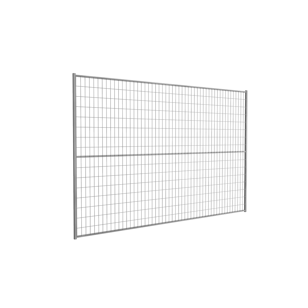 TFS72X114 temporary fencing square tube fence